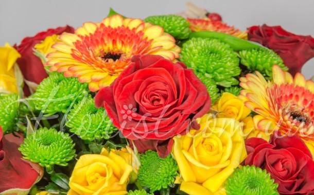 Какие цветы подарить на 1 сентября