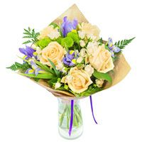 Bouquet Flowers Surprise - view more