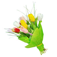 Bouquet of tulips Surprise Visit - view more