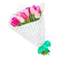 Букет  из тюльпанов Ранние Чувства