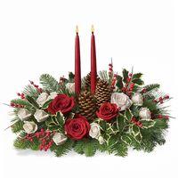 Рождественская композиция Сказочная Зима - смотреть подробнее
