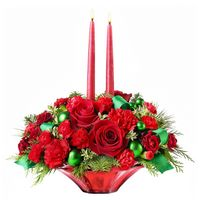 Christmas arrangement Kiss of Winter - view more