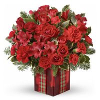 Christmas arrangement At Sunset - view more