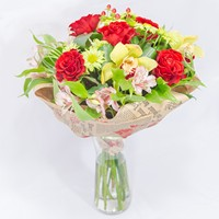 Bouquet Smile of Sweetheart - view more