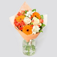 Bouquet Making Smile - view more