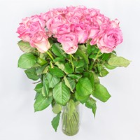 Bouquet of pink roses To Beloved One