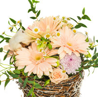 Arrangement Nice Flowers Basket - view more