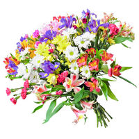 Mixed bouquet Bright Mix - view more