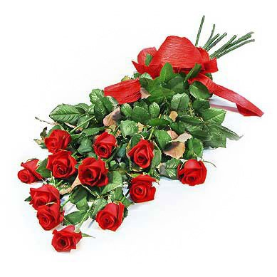 Bouquet of red roses For Girl - view more