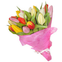 Bouquet of tulips Spring Mix - view more