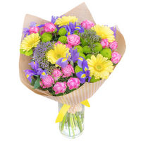 Bouquet Brightful And Colorful - view more