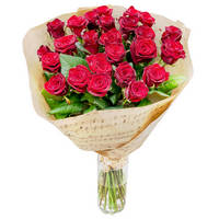 Bouquet of red roses Strong Beauty - view more