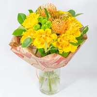 Bouquet Cheerful - view more
