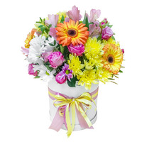 Arrangement Flowers of Joy - view more