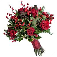 New Year bouquet First Frost - view more