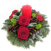 Christmas arrangement Winter SurpriseS - view more