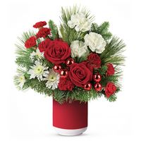Christmas bouquet Touch of Fairy Tale - view more