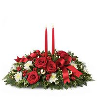 Christmas arrangement Merry Christmas