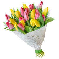 Bouquet of tulips Melody of Dating