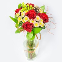 Bouquet Warm mood - view more