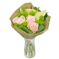 Bouquet Flowers Mark of Attention - view more