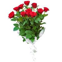 Букет из красных роз Шарм - смотреть подробнее