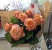 Фото 1. Доставка букета роз по Вроцлаву, Польша. florist.com.ua