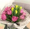 Фото 2. Доставка букета тюльпанов - Росток, Германия. florist.com.ua
