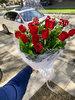 Фото 1. Доставка букета из красных роз - Турция, Измир. florist.com.ua