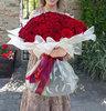 Фото 4. Доставка цветочной композиции в коробке в Торецк, Украина. florist.com.ua