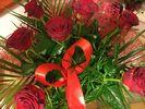 Фото 3. Красные розы с доставкой в Кракове, Польша